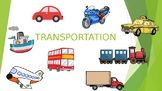 Transportation power point