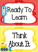 Transportation themed Printable Behavior Clip Chart. Classroom Behavior Manageme