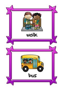 Transportation to school
