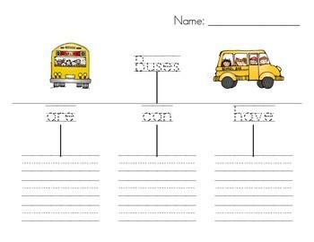 Transportation tree maps 1