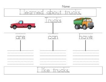 Transportation tree maps