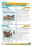 Transporte - Spanish Speaking Activity