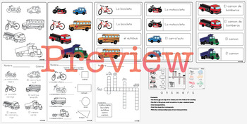 Transporte terrestre and clip art