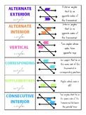 Transversal Angles