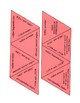 Transversal of Parallel Lines Game Puzzle with Worksheet