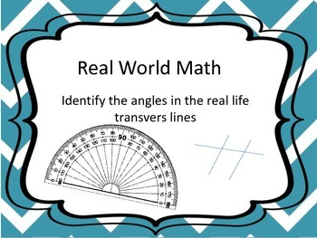 Transverse Lines in the Real World