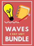 Transverse and Longitudinal Waves Bundle