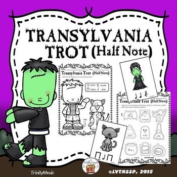 Transylvania Trot: Rhythm (Half Note)