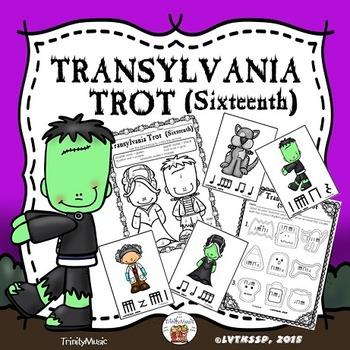 Transylvania Trot: Rhythm (Sixteenth Notes)