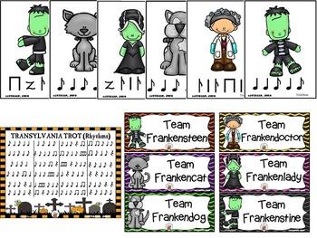 Transylvania Trot: Rhythm (Syncopa)