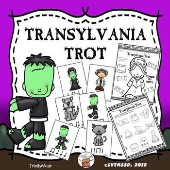 Transylvania Trot: Rhythm (Ta and Ti-Ti)