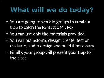 Trap The Fantastic Mr. Fox