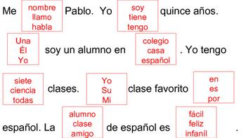 Trapdoor Novice Activity (Spanish)