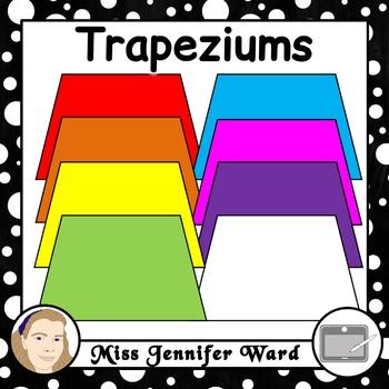 Trapezium Clipart