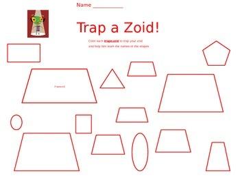 "Trapezoid  ""Trap a Zoid"""
