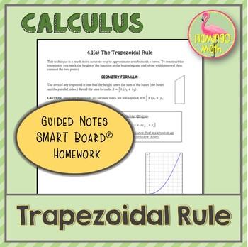 Calculus: Trapezoidal Rule