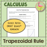 Calculus: Trapezoidal Rule