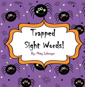 Trapped Sight Words!