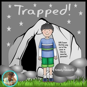 Trapped! Suspenseful Fiction Reading Unit