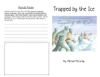 Trapped by the Ice Activity Booklet