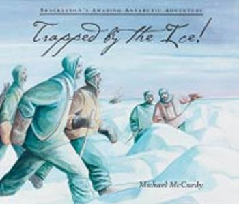 Trapped by the Ice Vocabulary Houghton Mifflin Series