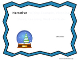 Trapped in a Snowglobe Narrative Writing Example, LG, and Scale
