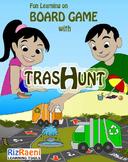 TrasHunt (Printable Board Game)