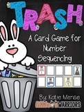 Trash! A Math Game for Sequencing Numbers {Easter}