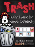 Trash! A Math Game for Sequencing Numbers {Fire Safety}
