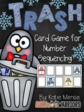 Trash! A Math Game for Sequencing Numbers {Penguins}