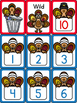 Trash! A Math Game for Sequencing Numbers {Turkey}