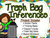 Trash Bag Inferences: Lesson Plan and Graphic Organizer for Inferring