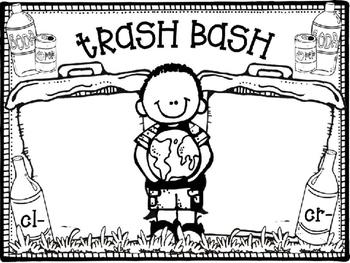 Trash Bash Blends