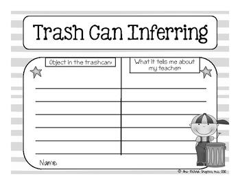 Trash Can Inferring