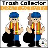 Community Helper Craft {Trash Collector}