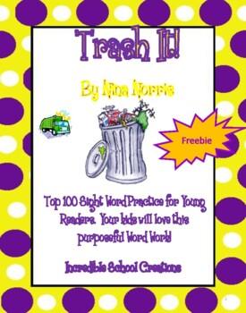 Trash It!  Freebie