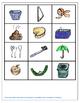 Trash Items A-Z (community helpers, letter sounds)