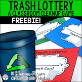 Trash Lottery Clean Up Game