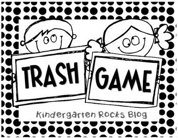 Trash Number Game