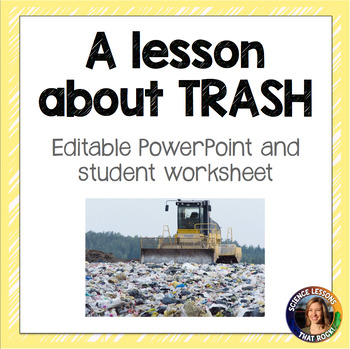 A lesson on TRASH