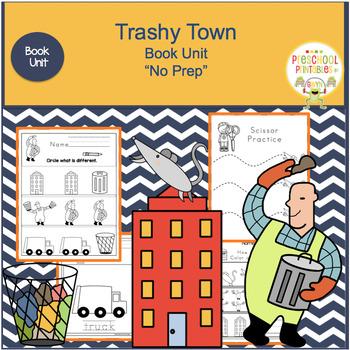 Trash Town Book Unit