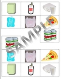 Trash and Recycling Picture Sort