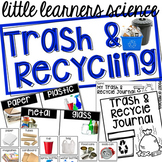 Trash and Recycling - Science for Little Learners (preschool, pre-k, & kinder)