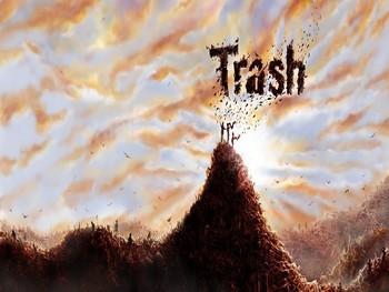 Trash by Andy Mulligan PP