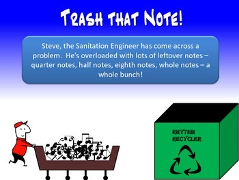 Trash that Note!