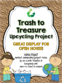 Trash to Treasure - Upcycling Home Project (PDF file)