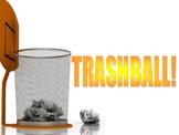 Trashball Game (Adaptable Template)