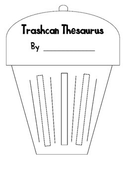 Trashcan Thesaurus