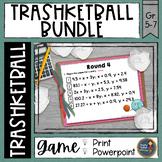 Trashketball Math Games Bundle