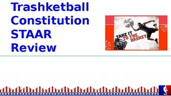 Trashketball Constitution STAAR Review